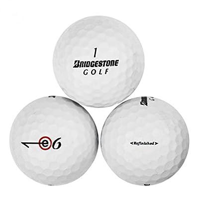 Bridgestone E6 Mint/No Logo Golf Balls - 24 Pack