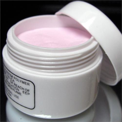 Pink Acrylic Powder - 6