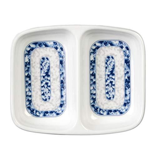 (Blue dragon melamine dinnerware collection 2 oz, 3 3/8