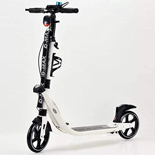 成人用スクーターアルミ合金二輪車市内スクーター ホワイト