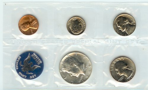 - 1965 United States Special Mint Set