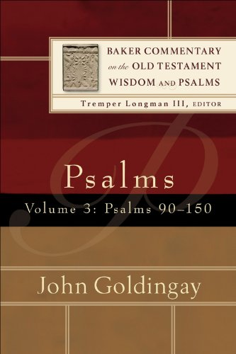 Psalms volume 3 baker commentary on the old testament wisdom and psalms volume 3 baker commentary on the old testament wisdom and psalms fandeluxe Choice Image