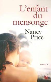 L'enfant du mensonge, Price, Nancy