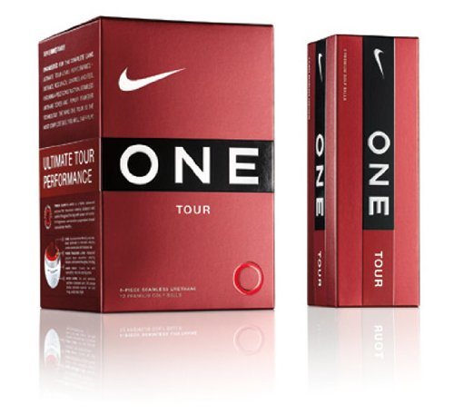 Nike One Tour Dozen Golf Balls, Outdoor Stuffs