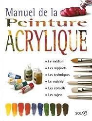 Manuel de la peinture acrylique