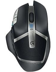 (历史最低)罗技Logitech G602 高端无线游戏鼠标 250小时电池寿命 $44.99