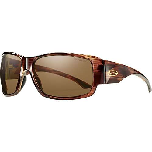 Smith Optics Dockside Lifestyle Polarized Sunglasses, Havana/Chromapop - Fly By Smith Sunglasses