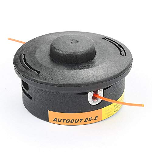 (KBINGO Replacement AutoCut 25-2 Bump Feed Trimmer Head for Stihl Strimmer 4002-710-2191 / FS44 / FS48 / FS50 / FS55 / FS70 / FS80 / FS90 / FS100 / FS110 / FS130 / FR106 / FR108)