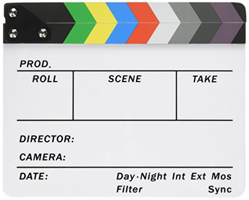 neewer-acrylic-plastic-8x7-20x16cm-dry-erase-directors-film-clapboard-cut-action-scene-clapper-board