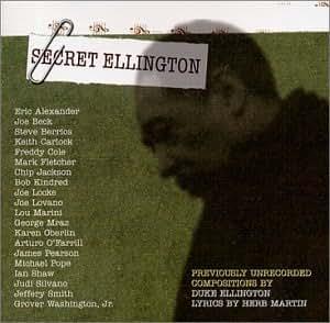 Secret Ellington (Songs from Saturday Laughter)