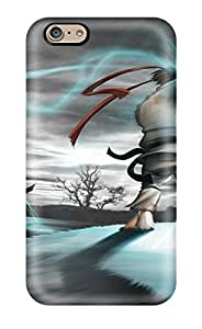 Hot 8051709K26931701 Awesome Defender Tpu Hard Case Cover For Iphone 6- Street Fighter WANGJING JINDA