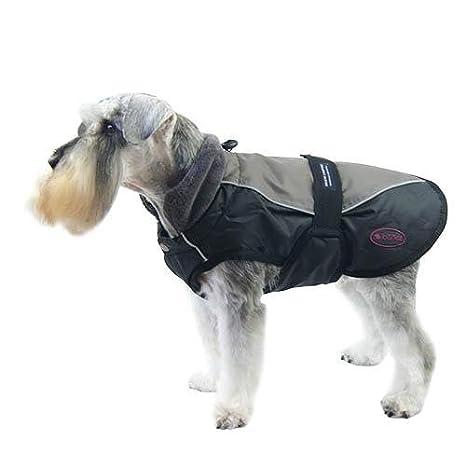 Abrigo +Trek Breathe Comfort Gris 35 cm: Amazon.es: Productos para mascotas