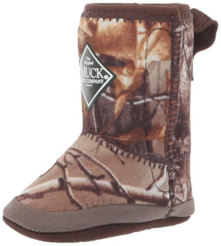 - Muck Boot Kid's My First Mucks Realtree Xtra Neoprene Booties - Size 3