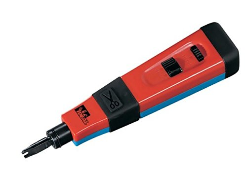 SKB Family Punchmaster Punch Down Tool With 110 & 66 Blades Cushion Adjustable compartment