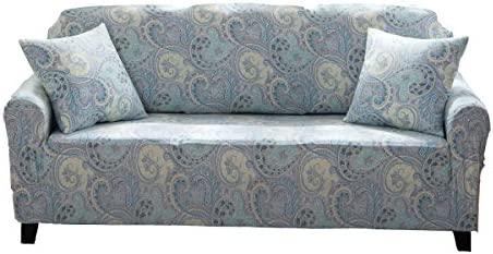 ENZER Patrón funda de sofá estiramiento flor del pájaro del tejido elástico Silla Sofá Sofá Sofá Sofá Cubiertas 1 4 Plazas Phoenix