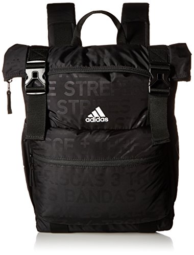 adidas Unisex Yola Backpack, Black