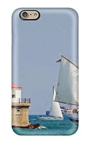 Iphone 6 Case Bumper Tpu Skin Cover For Tall Ships Accessories hjbrhga1544