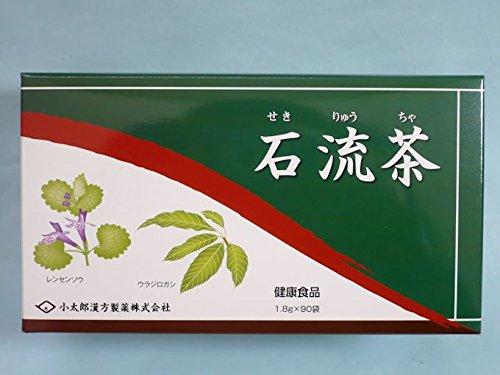 石流茶 1.8gx90袋 健康食品