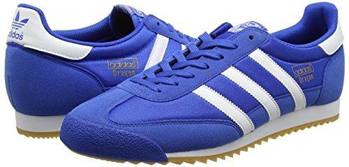 para Ftwr White Hombre Dragon OG Gum Azul Blue Adidas Zapatillas qw6F6v