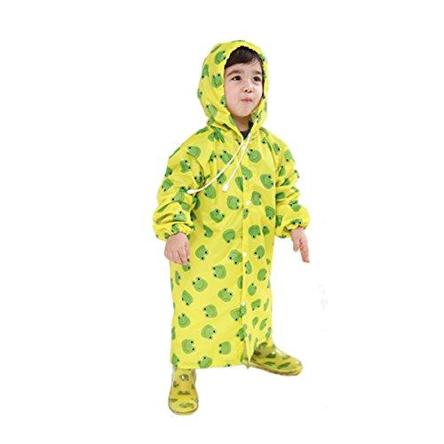 【Ludus Felix】レインコート キッズ 子供 男の子 女の子 レインウェア 雨具 カッパ