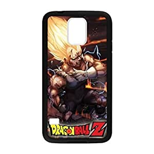 Dragon Ball Z Vegeta Pattern Image Case Cover Hard Plastic Case for Samsung Galaxy S5 i9600 Regular