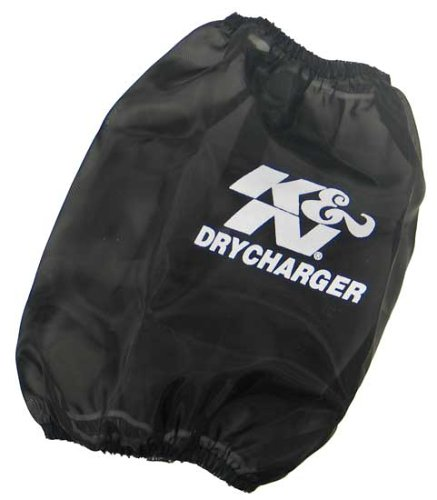 K/&N RC-4650DK Black Drycharger Filter Wrap For Your K/&N RC-4650 Filter K/&N Engineering