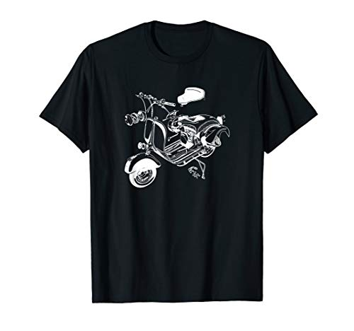 Scooter Parts Assembly User Manual Guide T Shirt, Vintage