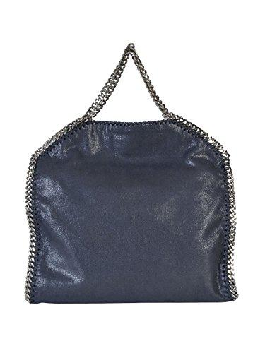 Stella Mccartney Borsa Shopping Donna 234387W91324061 Poliestere Blu