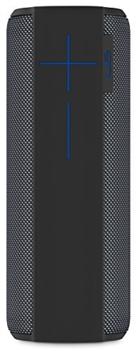 Ultimate Ears MEGABOOM Charcoal Wireless Mobile Bluetooth Speaker (Waterproof and Shockproof)
