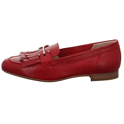 Donna Carolina Slipper Fragola (rot)