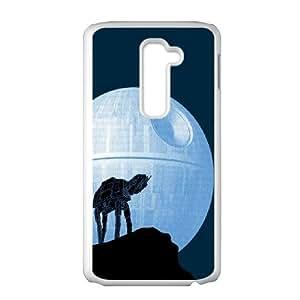 Well Design LG G2 phone case - design with Death Star pattern