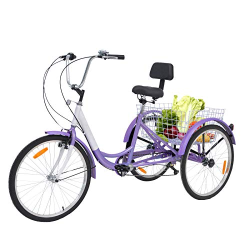 Barbella Adult Tricycle 24-Inch