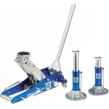 Amazon Com Otc 1533 Aluminum Racing Jack Kit With 2 Ton