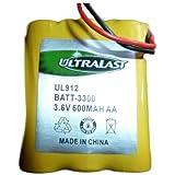 Vtech 80-5071-00-00 Cordless Phone Battery Ni-CD 3 AA W/JST, 3.6 Volt, 800 mAh - Ultra Hi-Capacity - Replacement for AT&T, Panasonic, VTech 80-5071-00-00, RadioShack 23-298 Rechargeable Battery