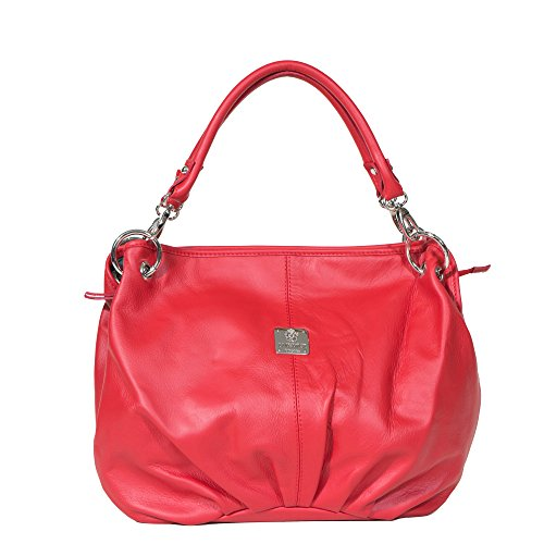 i-medici-dolce-soft-leather-shopper-tote-bag-womens-handbag-in-red
