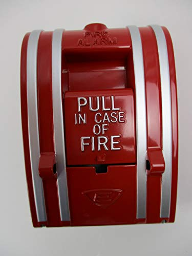 Fire Alarm Pull Stations - Edwards 270-SPO - Noncoded Fire Alarm Pull Station Break Glass Type