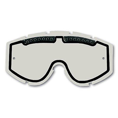 Progrip Double Pane Light Sensitive Anti-Fog Anti-Scratch Millennium Lens (Clear)