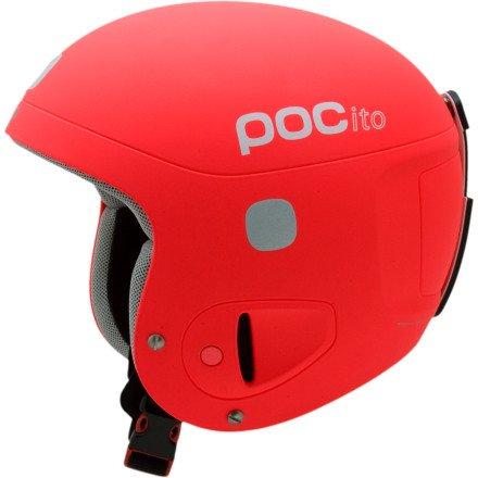 POC POCito Helmet (Fluorescent Pink, Adjustable), Outdoor Stuffs