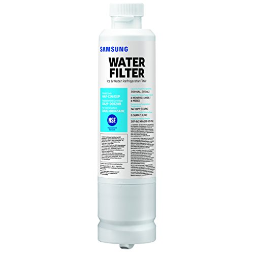 Samsung Da29-00020b-1P DA29-00020b Refrigerator Water Filter 1 Pack (Packaging may vary)