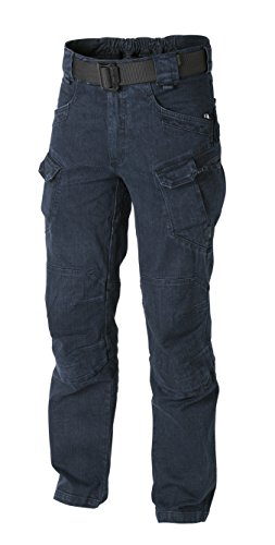 Helikon Hommes UTP Pantalons Denim Blue taille L Reg