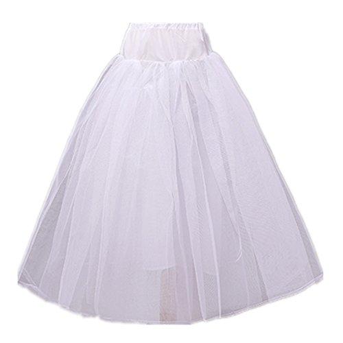 Edress Girls' Petticoat for a- line dress]()