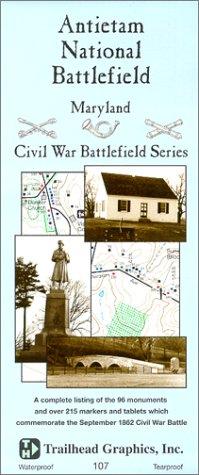 Antietam National Battlefield (Civil War battlefield (Civil War Antietam Map)
