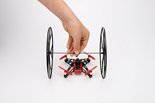 Parrot MiniDrone Rolling Spider - Axis and Wheels