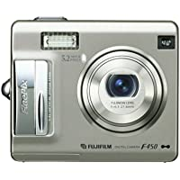 Fujifilm Finepix F450 5.2MP Digital Camera with 3.4x Optical Zoom Benefits Review Image