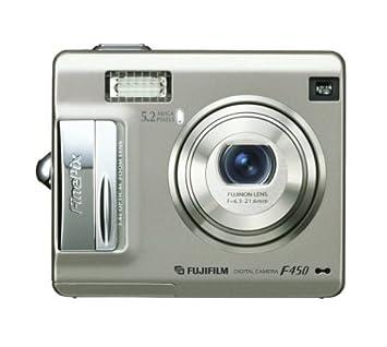 Amazon.com: Fujifilm FinePix F450 5,2 MP cámara digital con ...