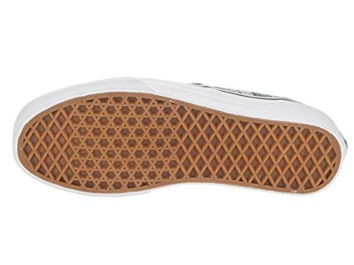 Vans Unisexe Authentique (flanelle À Carreaux) Chaussure De Skate Aqsea / Twht