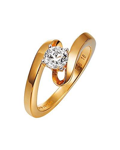 Pierre-Cardin-Damen-Ring-925-Sterling-Silber-rhodiniert-Glas-Zirkonia-Rhin-wei-Gr57-181-SPCRG90377B180