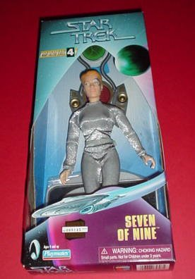 Collector Star Trek Series (Star Trek Collectors' Series Edition: Seven of Nine, 9