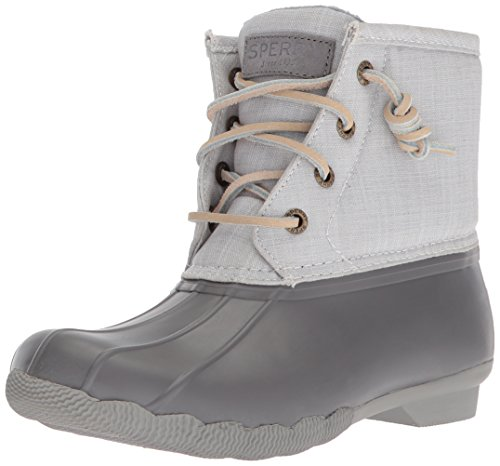 Sperry Womens Saltwater Canvas Rain Boot