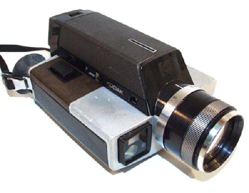 For Parts - Kodak XL55 8mm Film Home Movie Camera